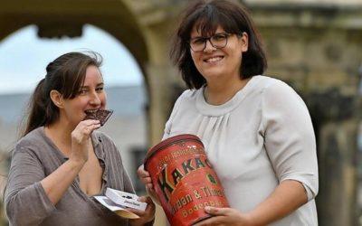DNN: Schokolade aus Tradition: Alte Dresdner Marke Jordan & Timaeus wird neu belebt